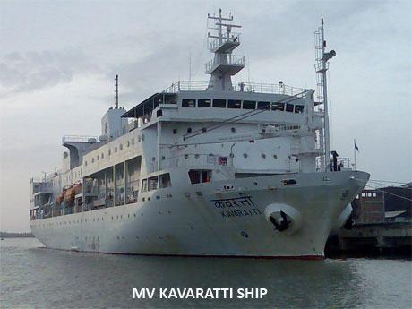 M.V. Kavaratti, Free Permit Lakshadweep, Popular Cruise ...